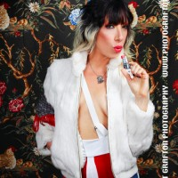 Celebrity Portraits: Lady Starlight