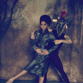 Joffrey Ballet Editorial