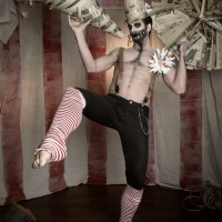 Fine Art Photography: Gothic Carnival